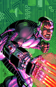 CYBORG TP VOL 02 ENEMY OF THE STATE (RES)