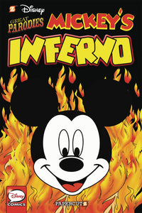 DISNEY GREAT PARODIES GN VOL 01 MICKEYS INFERNO (C: 0-0-1)