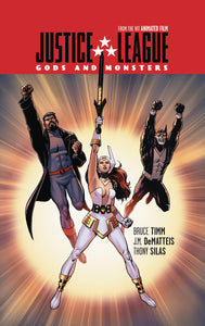 JLA GODS AND MONSTERS TP