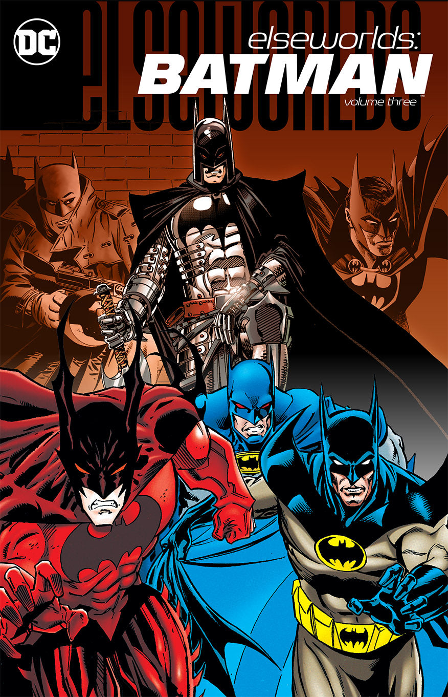 ELSEWORLDS BATMAN TP VOL 03
