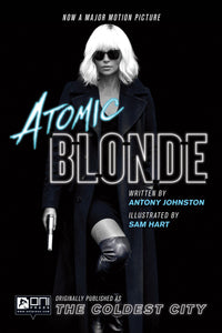 ATOMIC BLONDE THE COLDEST CITY GN
