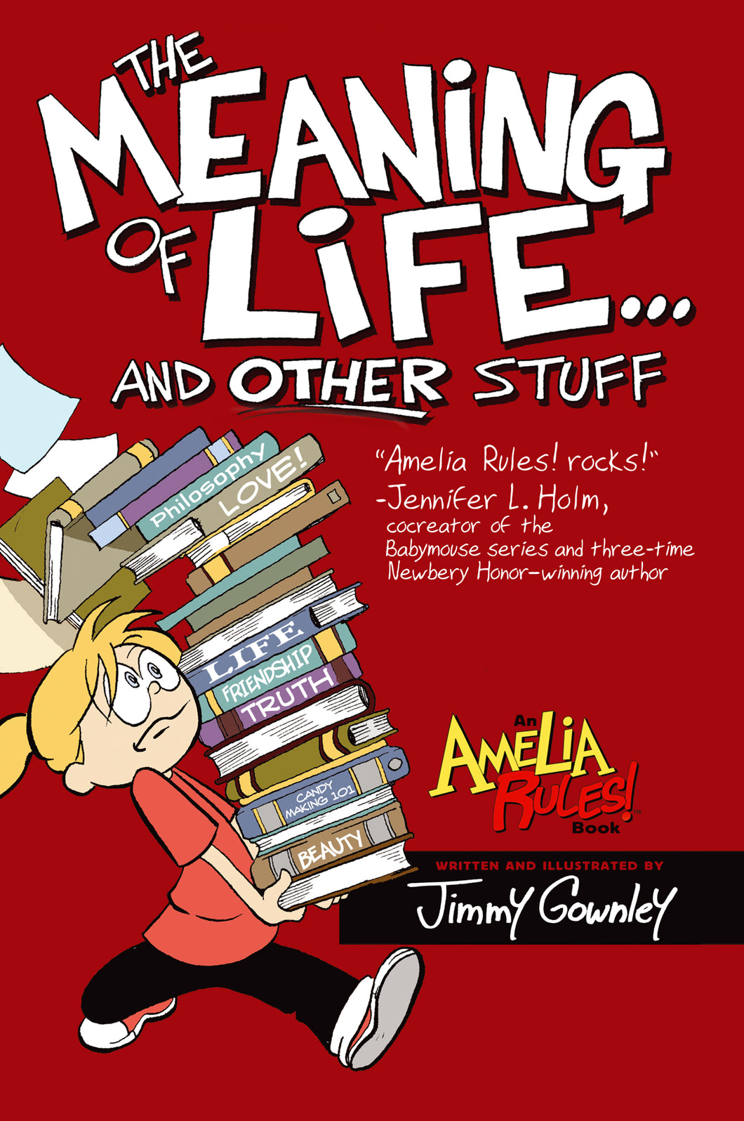 AMELIA RULES TP VOL 07 MEANING OF LIFE NEW PTG (C: 0-1-0)