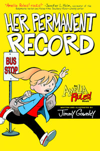 AMELIA RULES TP VOL 08 HER PERMANENT RECORD NEW PTG (C: 0-1-