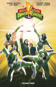 MIGHTY MORPHIN POWER RANGERS TP VOL 03 (C: 1-1-2)