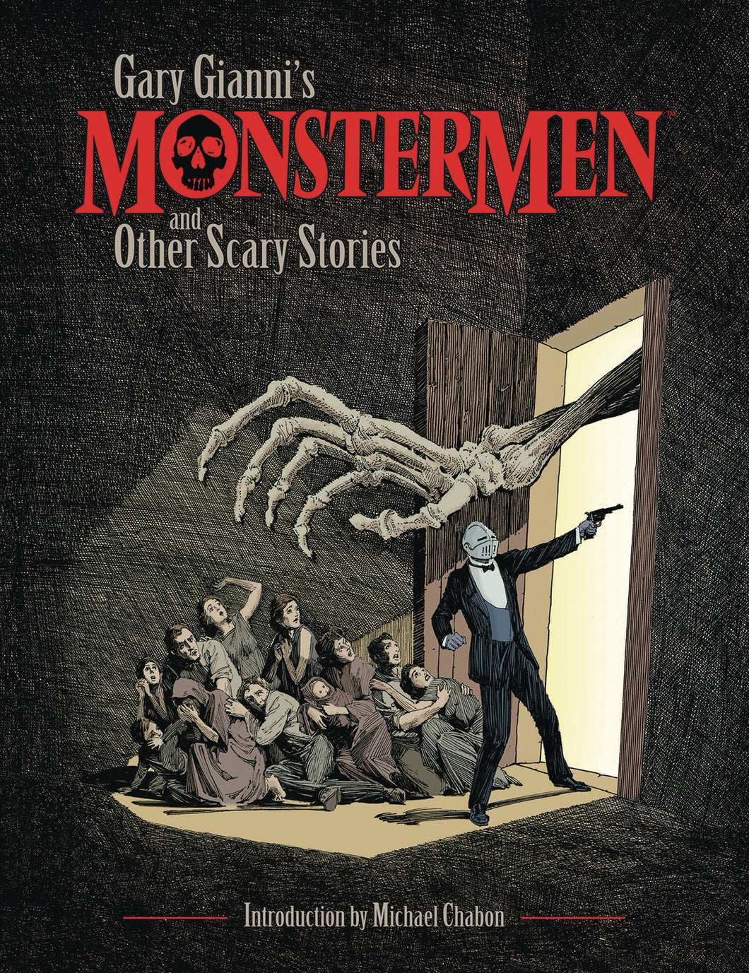 GARY GIANNI MONSTERMEN & OTHER SCARY STORIES TP (C: 0-1-2)