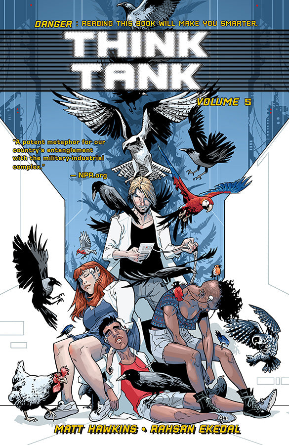THINK TANK TP VOL 05 ANIMAL