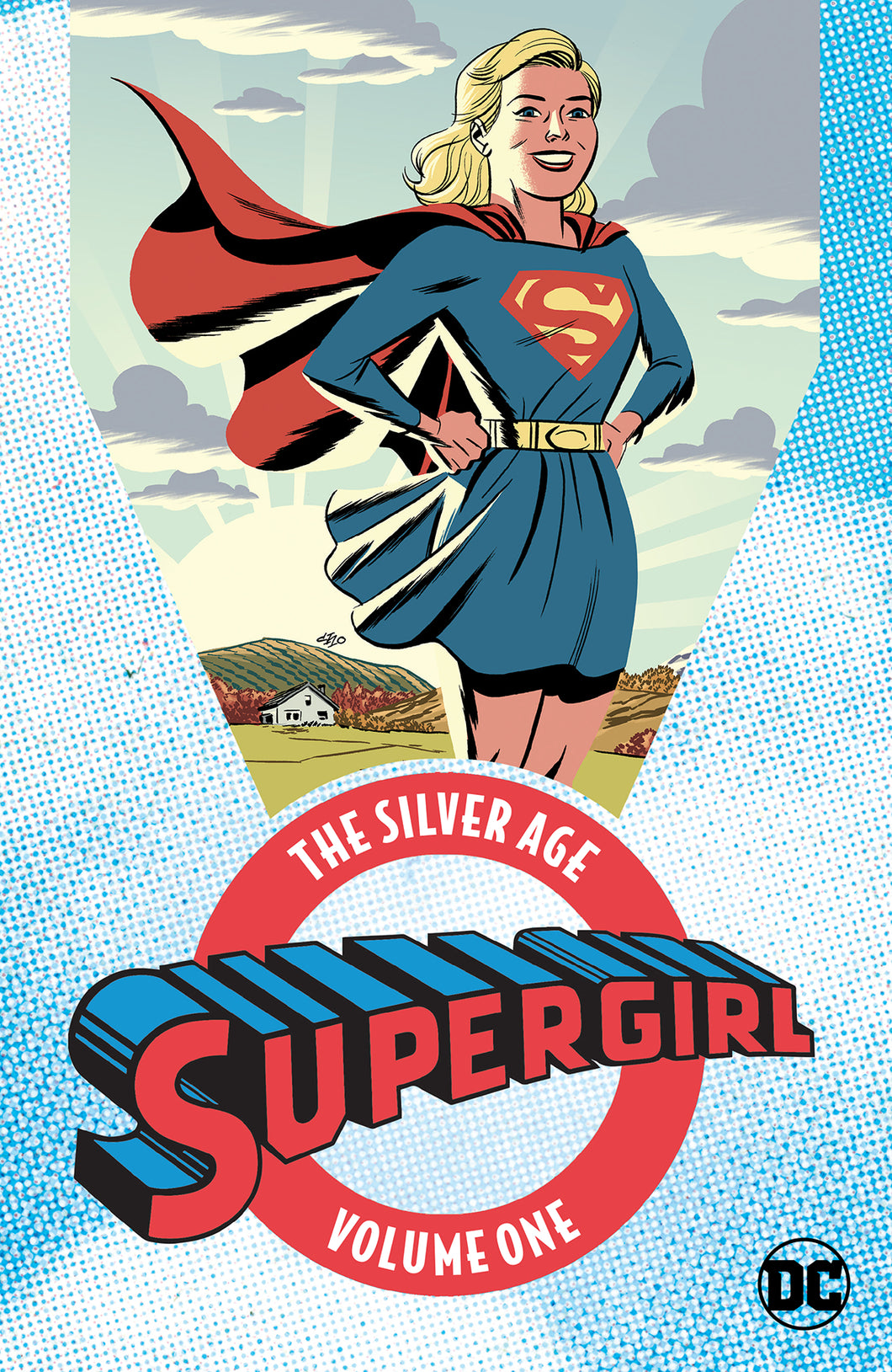 SUPERGIRL THE SILVER AGE TP VOL 01