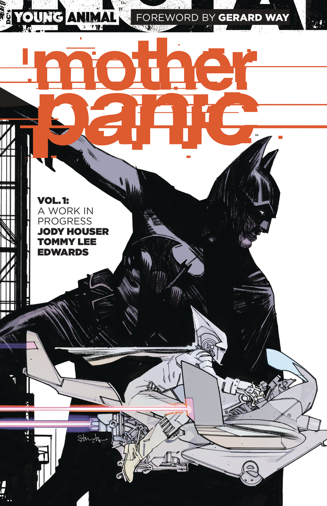 MOTHER PANIC TP VOL 01 WORK IN PROGRESS (MR)