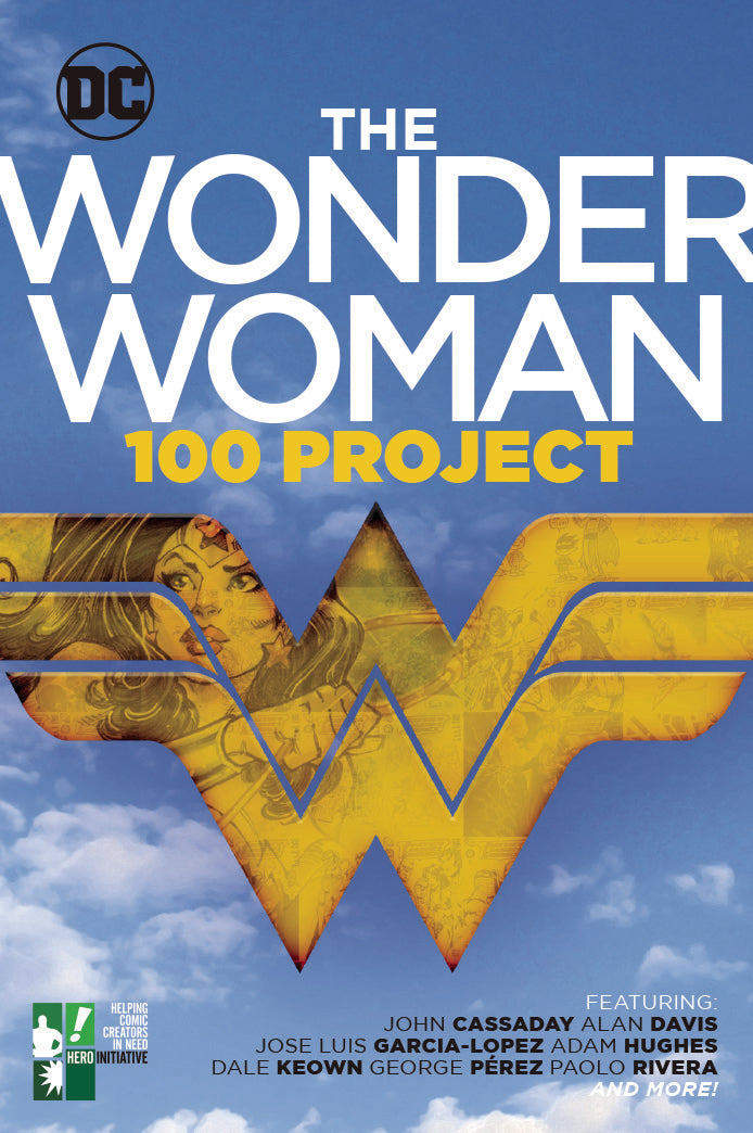 WONDER WOMAN 100 PROJECT TP
