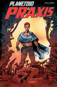 PLANETOID TP VOL 02 PRAXIS (MR)