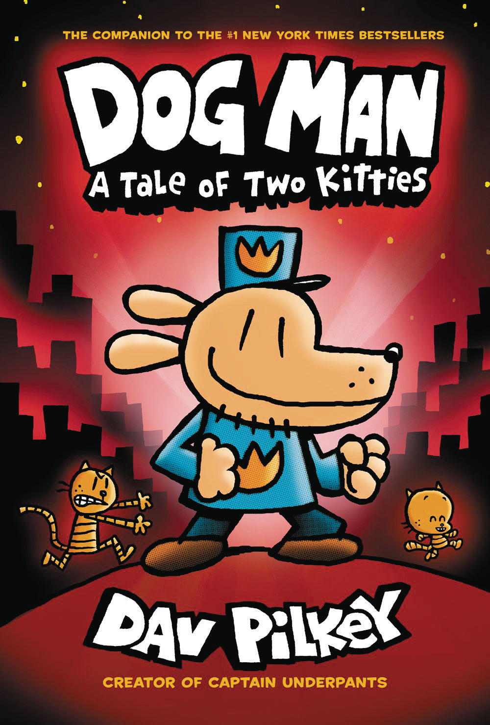 DOG MAN GN VOL 03 TALE OF TWO KITTIES (C: 0-1-0)