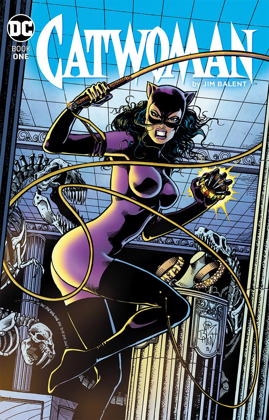 CATWOMAN BY JIM BALENT TP BOOK 01