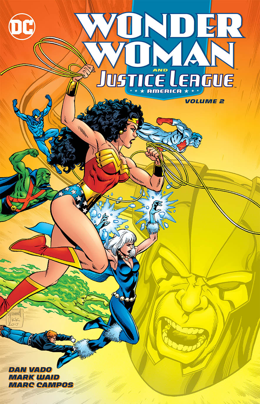 WONDER WOMAN & THE JUSTICE LEAGUE AMERICA TP VOL 02