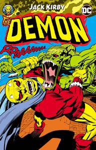 DEMON BY JACK KIRBY TP