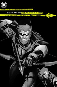 GREEN ARROW THE ARCHERS QUEST TP NEW ED