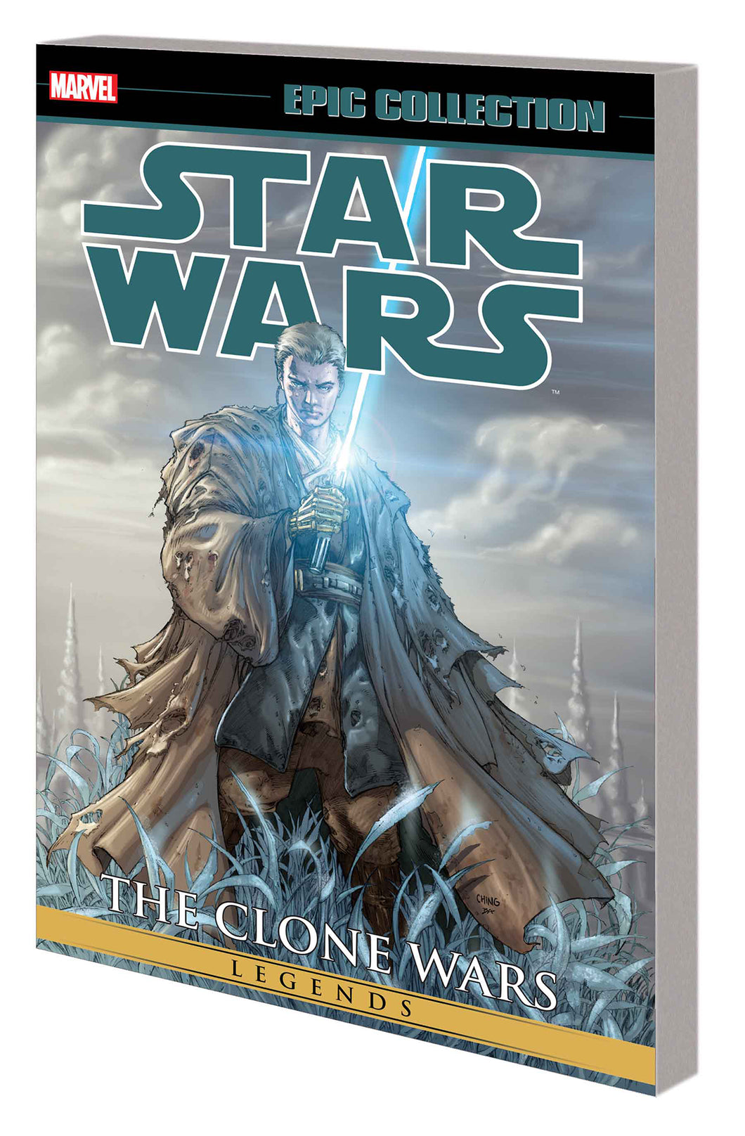 STAR WARS LEGENDS EPIC COLLECTION CLONE WARS TP VOL 02