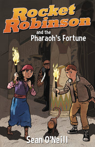 ROCKET ROBINSON & PHAROAHS FORTUNE GN VOL 01 (C: 0-1-2)