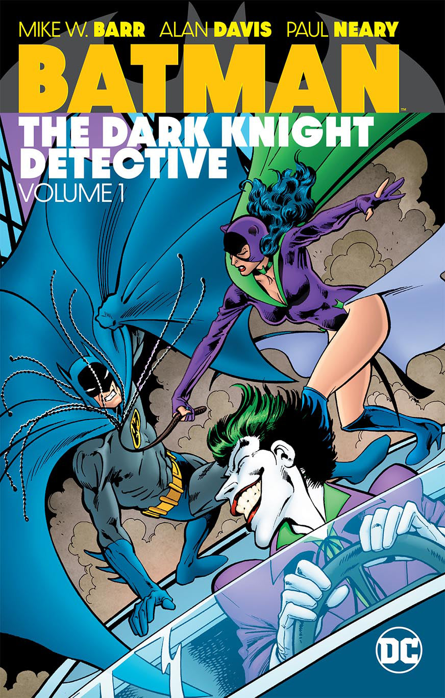 BATMAN THE DARK KNIGHT DETECTIVE TP VOL 01