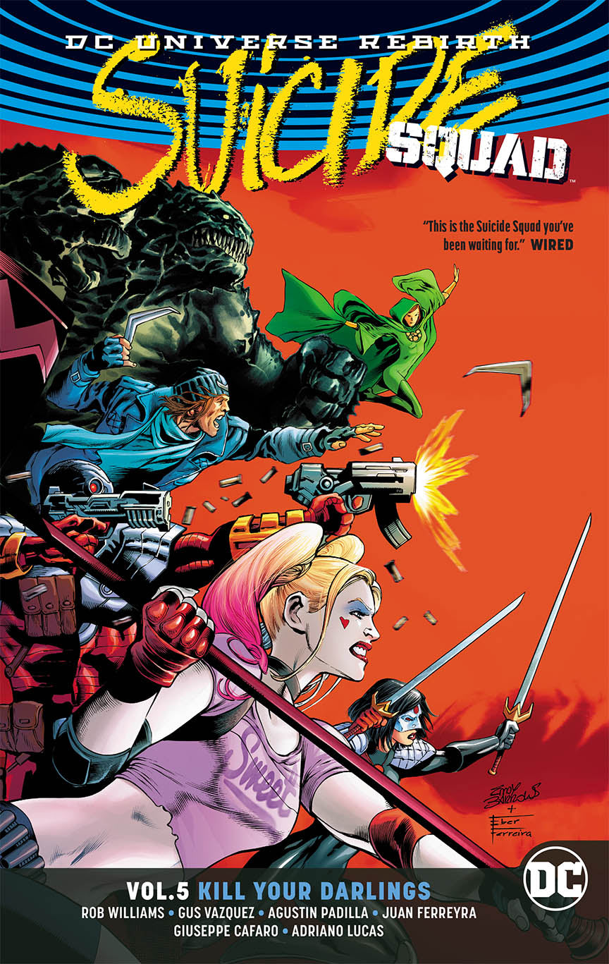 SUICIDE SQUAD TP VOL 05 KILL YOUR DARLINGS REBIRTH