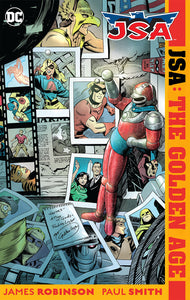 JSA THE GOLDEN AGE TP NEW ED