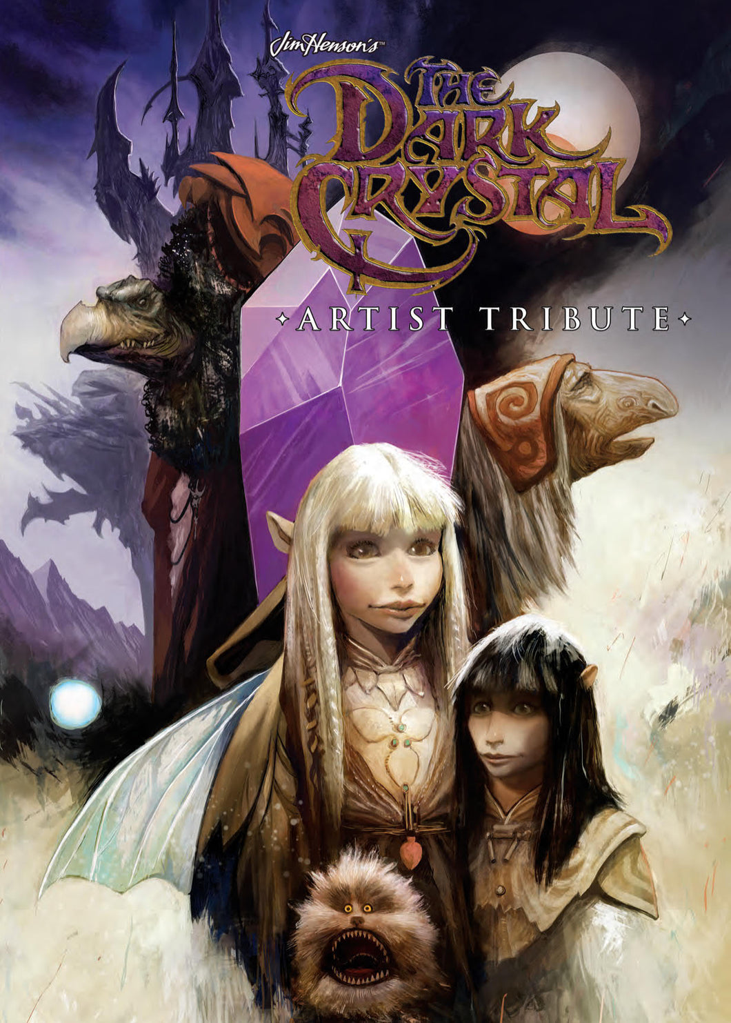JIM HENSON DARK CRYSTAL ARTIST TRIBUTE HC (C: 0-1-2)