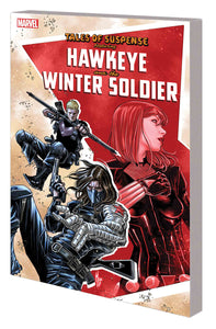 TALES OF SUSPENSE HAWKEYE AND WINTER SOLDIER TP