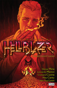 HELLBLAZER TP VOL 19 RED RIGHT HAND (MR)