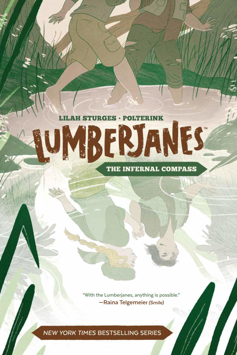 LUMBERJANES ORIGINAL GN VOL 01 INFERNAL COMPASS (C: 0-1-2)