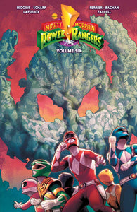 MIGHTY MORPHIN POWER RANGERS TP VOL 06 (C: 1-1-2)