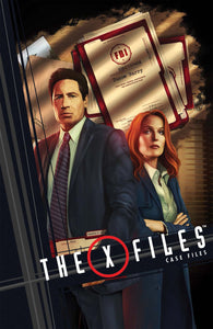 X-FILES CASE FILES TP VOL 01 (C: 0-1-2)