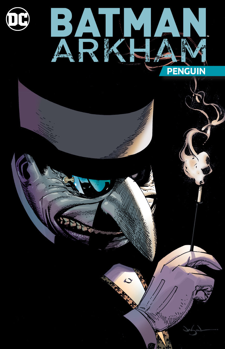 BATMAN ARKHAM PENGUIN TP