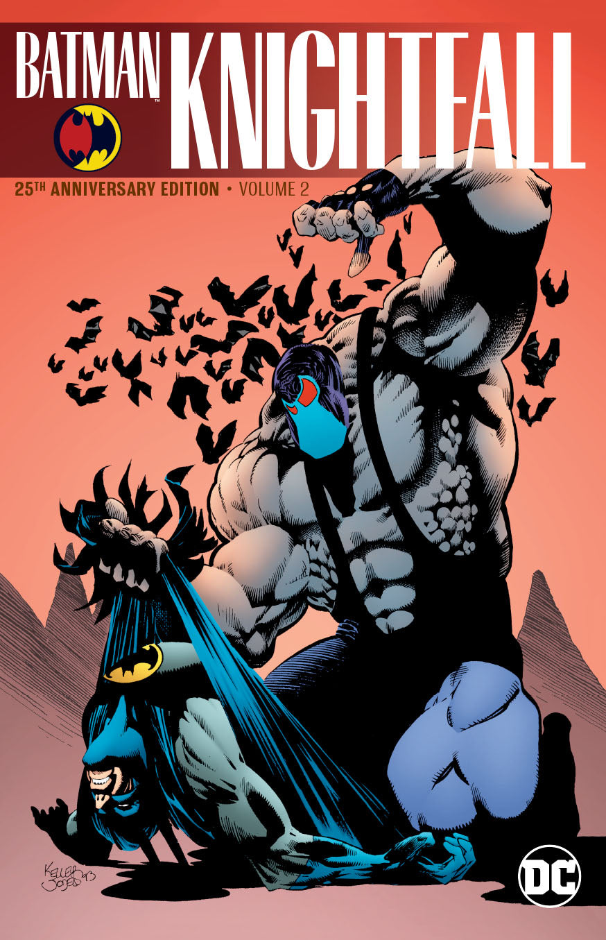 BATMAN KNIGHTFALL TP VOL 02 25TH ANNIVERSARY ED
