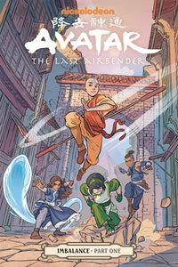 AVATAR LAST AIRBENDER TP VOL 16 IMBALANCE PART 1 (C: 1-1-2)