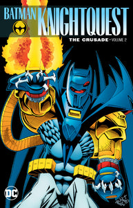 BATMAN KNIGHTQUEST THE CRUSADE TP VOL 02