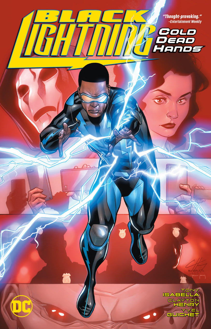 BLACK LIGHTNING COLD DEAD HANDS TP