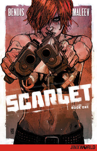 SCARLET TP BOOK 01 (MR)