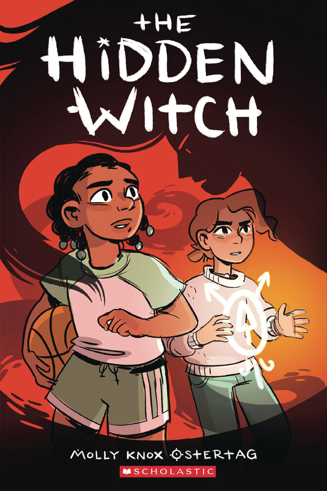 HIDDEN WITCH HC GN (C: 0-1-0)