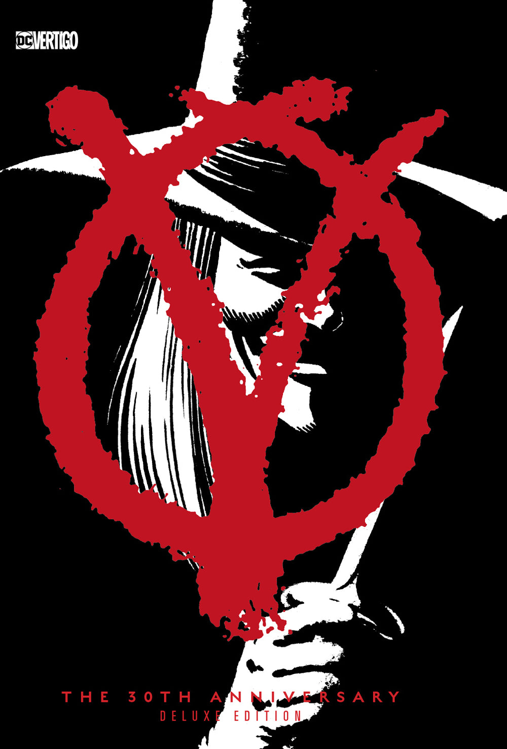V FOR VENDETTA 30TH ANNIVERSARY EDITION HC (MR)