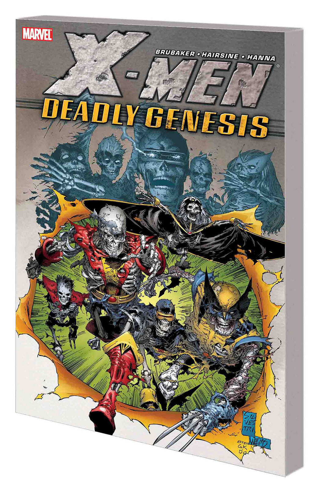 X-MEN TP DEADLY GENESIS NEW PTG