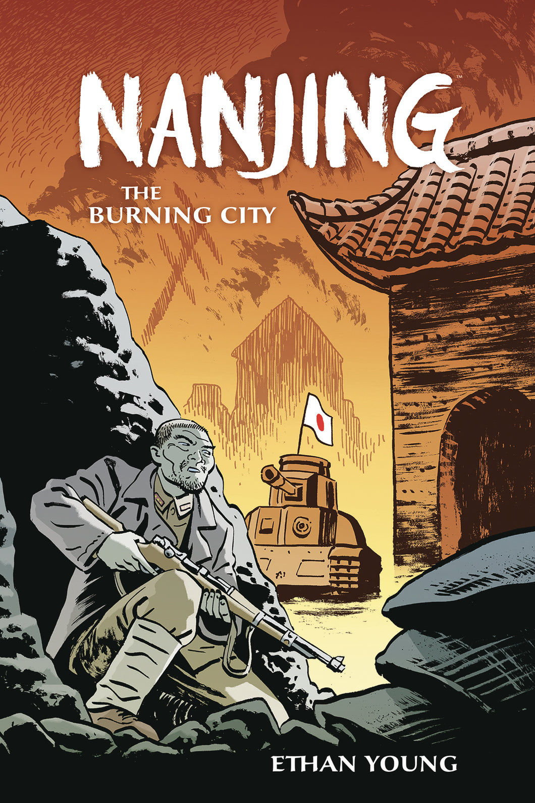 NANJING TP THE BURNING CITY (C: 0-1-2)