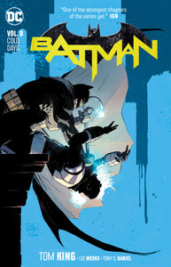 BATMAN TP VOL 08 COLD DAYS