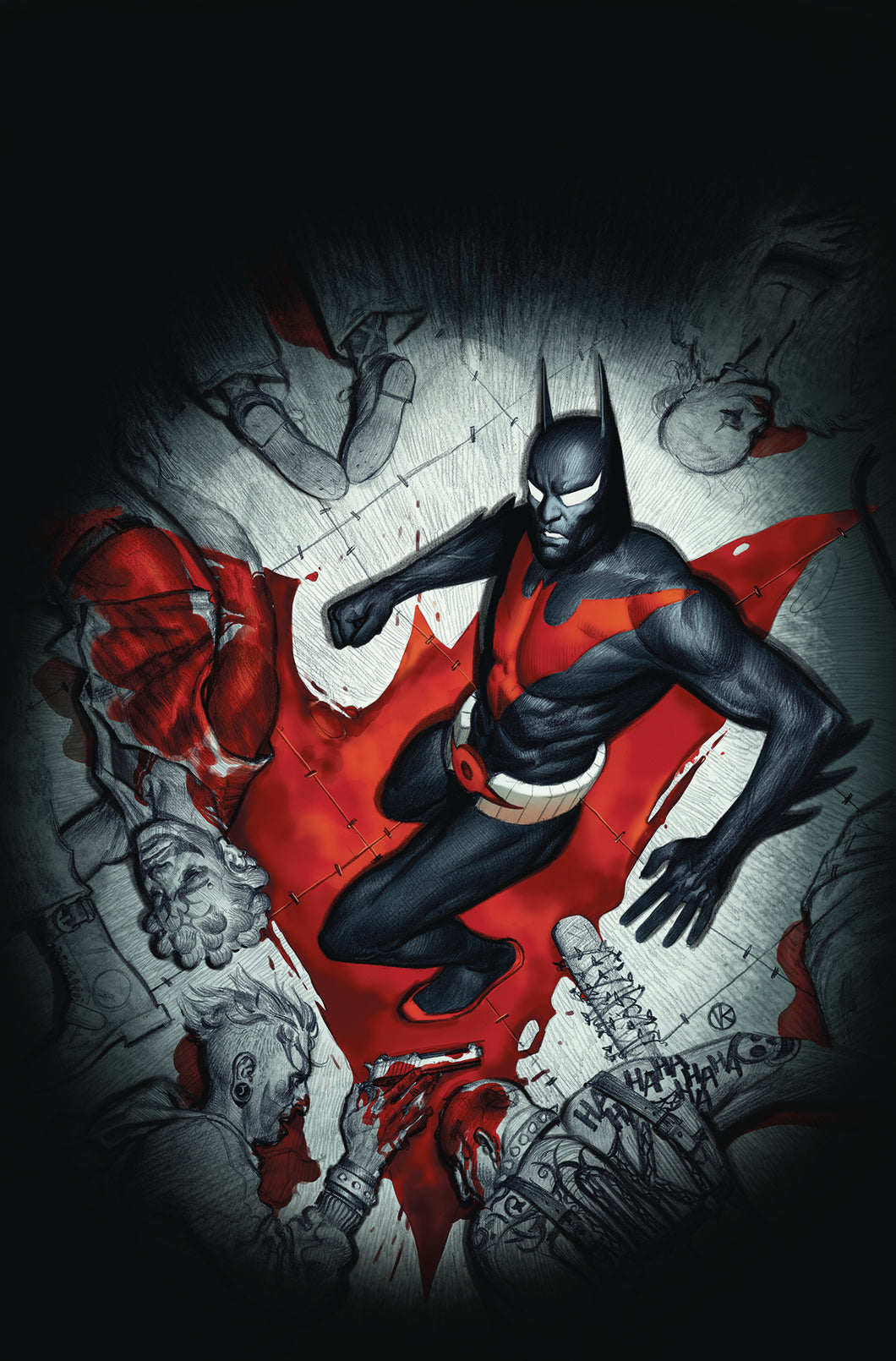 BATMAN BEYOND TP VOL 04 TARGET BATMAN