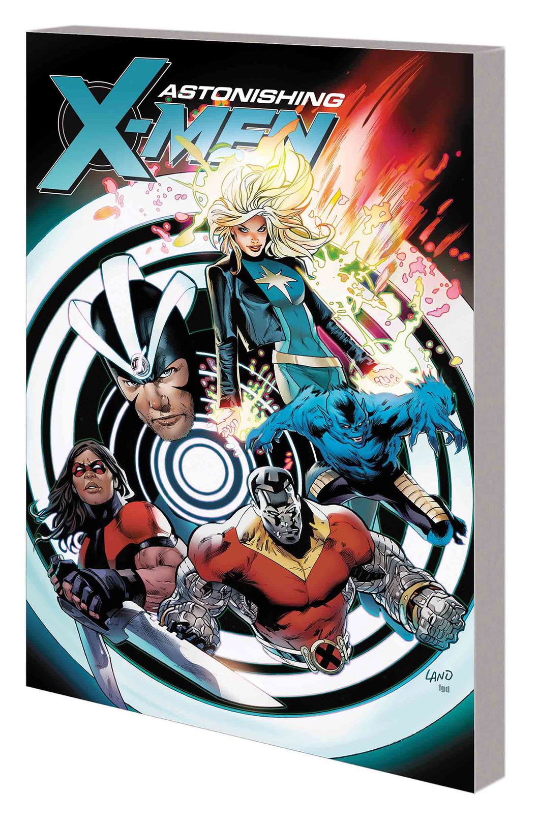ASTONISHING X-MEN BY MATT ROSENBERG TP UNTIL OUR HEARTS STOP