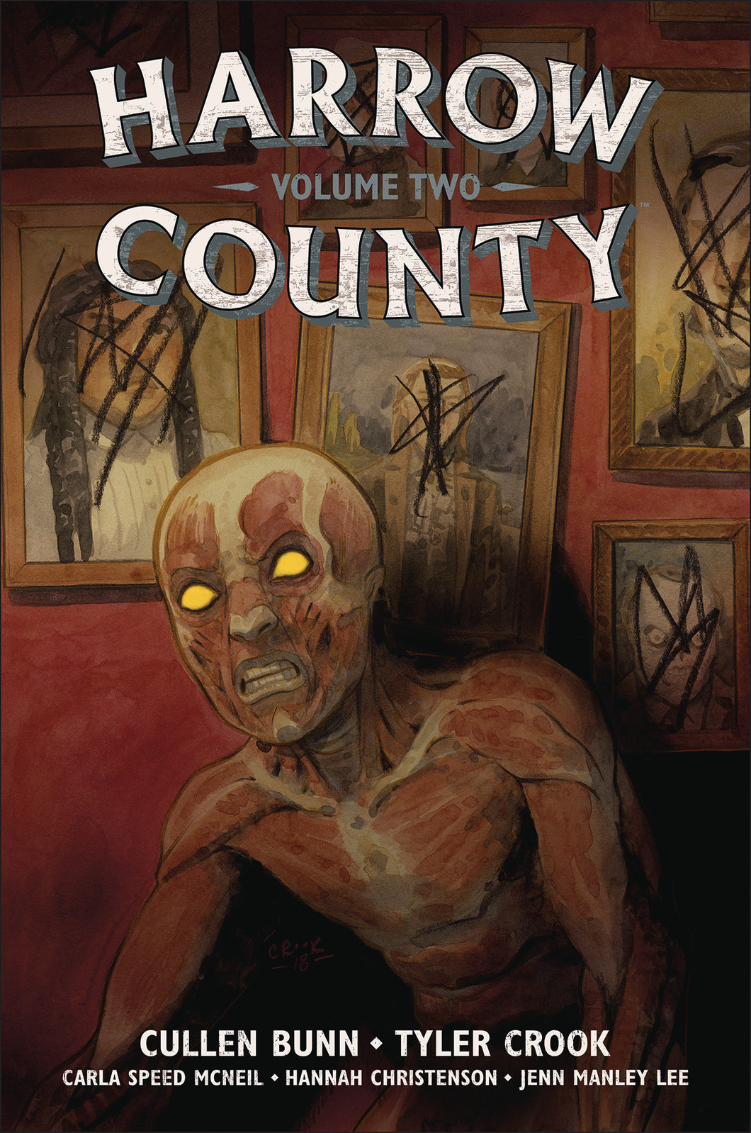 HARROW COUNTY LIBRARY EDITION HC VOL 02 (C: 0-1-2)
