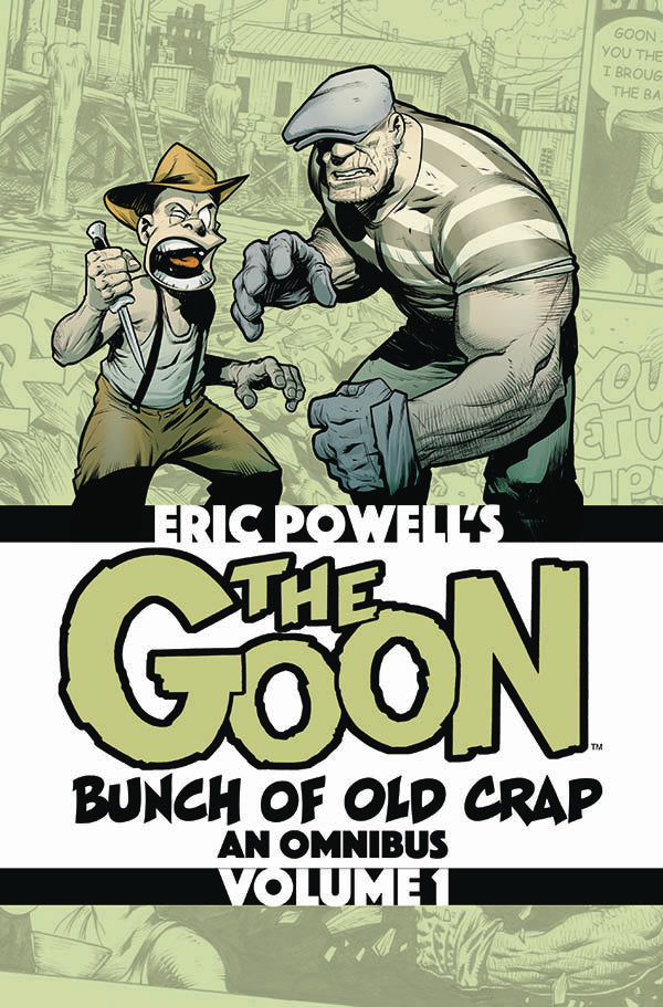 GOON BUNCH OF OLD CRAP TP VOL 01 (C: 0-1-0)