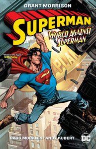 SUPERMAN WORLD AGAINST SUPERMAN TP