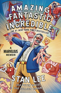 AMAZING FANTASTIC INCREDIBLE MARVELOUS MEMOIR TP