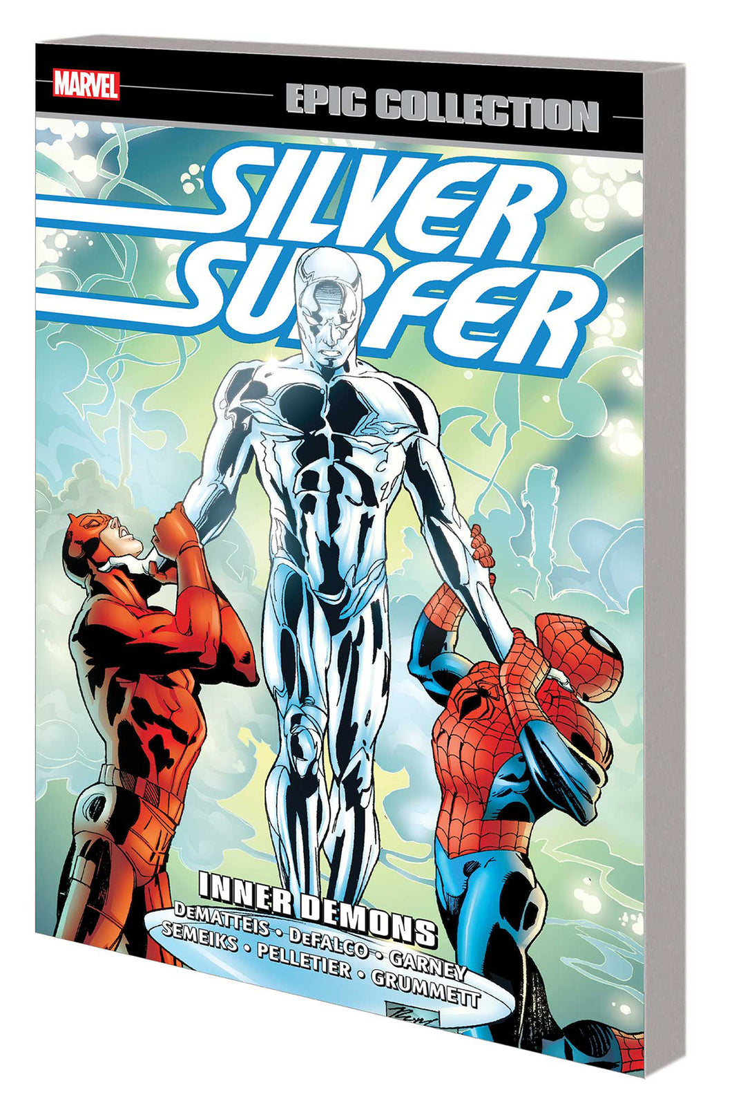 SILVER SURFER EPIC COLLECTION TP INNER DEMONS