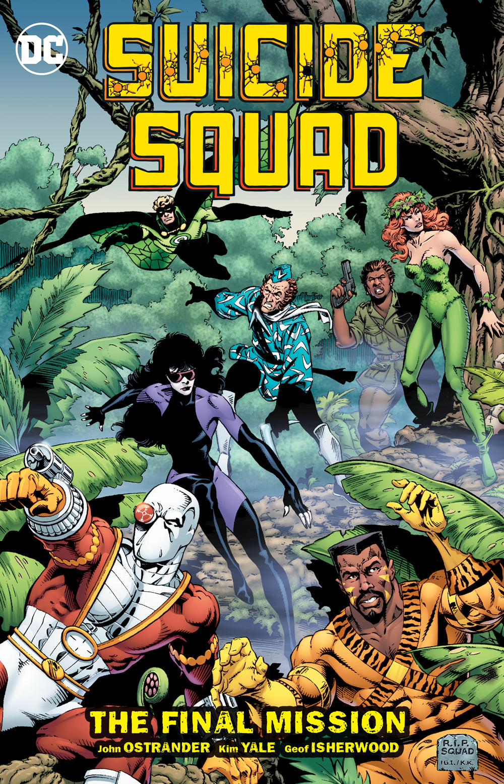 SUICIDE SQUAD TP VOL 08 THE FINAL MISSION