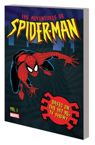ADVENTURES OF SPIDER-MAN GN TP SINISTER INTENTIONS VOL 01